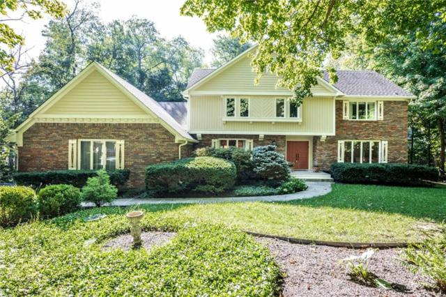 3665 Brumley Mews, Carmel, IN 46033 (MLS #21565596) :: Mike Price Realty Team - RE/MAX Centerstone