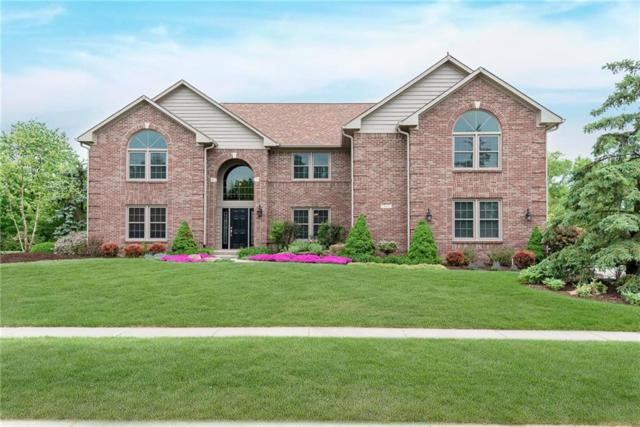 1838 Corniche Drive, Zionsville, IN 46077 (MLS #21566279) :: Mike Price Realty Team - RE/MAX Centerstone