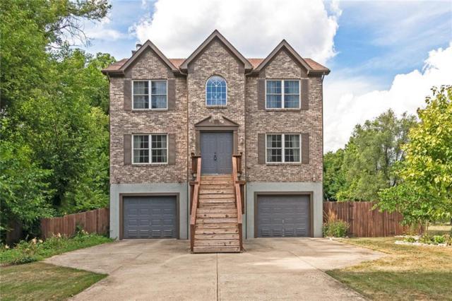 2230 Beach Avenue, Indianapolis, IN 46240 (MLS #21566837) :: Heard Real Estate Team
