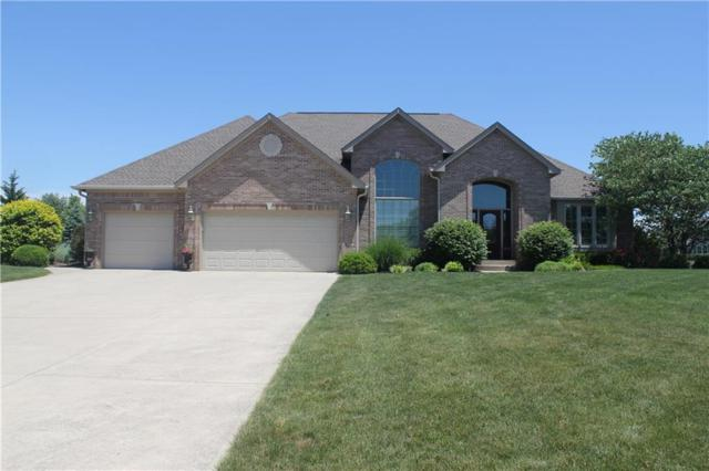 4971 Benthaven Court, Bargersville, IN 46106 (MLS #21567249) :: The Indy Property Source