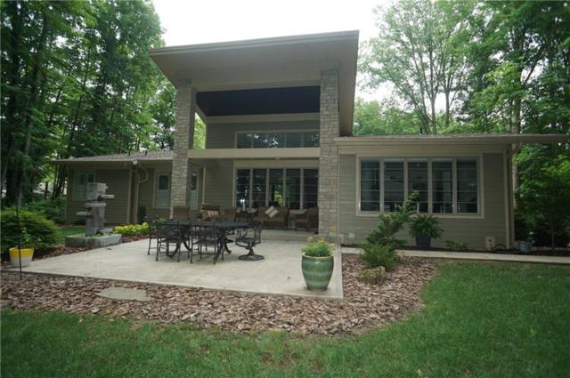 309 Egs Boulevard, Batesville, IN 47006 (MLS #21568375) :: The ORR Home Selling Team