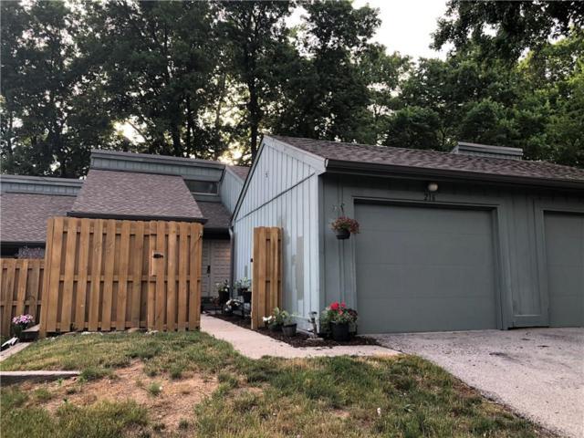 216 Sugarwood Lane #6, Avon, IN 46123 (MLS #21570654) :: Indy Scene Real Estate Team