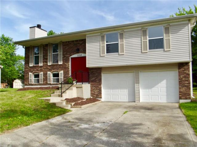 1153 Standish Drive, Greenwood, IN 46142 (MLS #21571475) :: Indy Scene Real Estate Team