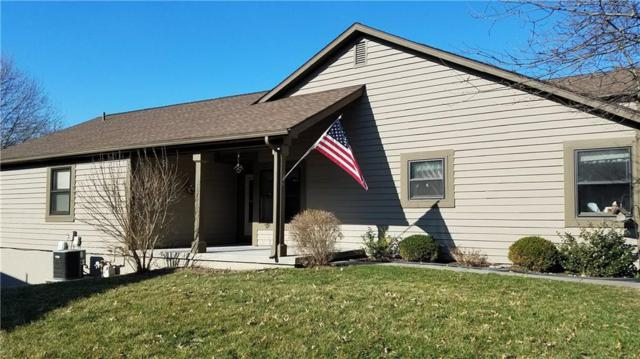 2329 Frisco Place, Indianapolis, IN 46240 (MLS #21574271) :: Mike Price Realty Team - RE/MAX Centerstone