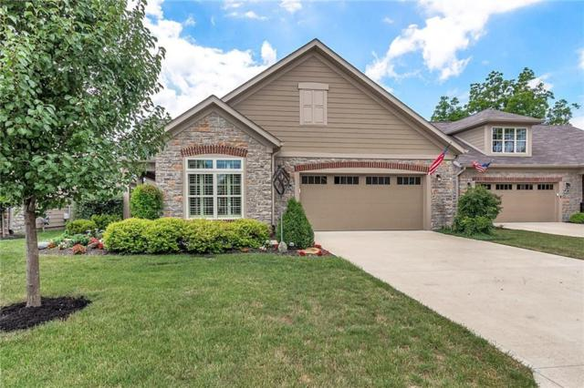 9804 Rue Renee Lane, Mccordsville, IN 46055 (MLS #21574839) :: The Evelo Team