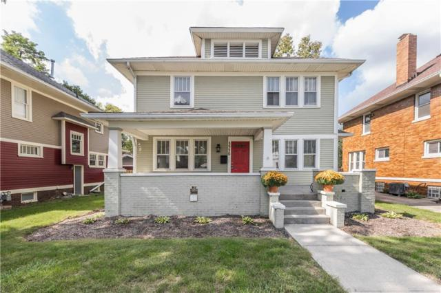 3950 N Broadway Street, Indianapolis, IN 46205 (MLS #21575292) :: The Evelo Team