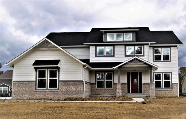 6820 Linden Woods Drive, Avon, IN 46123 (MLS #21577267) :: The ORR Home Selling Team
