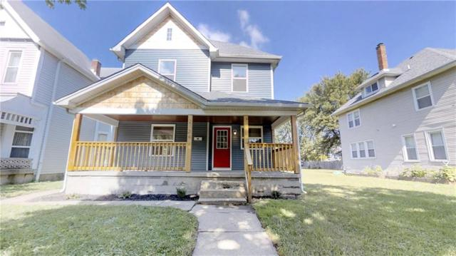 2134 Carrollton Avenue, Indianapolis, IN 46202 (MLS #21577754) :: HergGroup Indianapolis