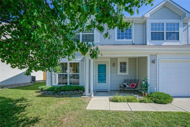 12390 Titans Drive, Fishers, IN 46037 (MLS #21581305) :: Mike Price Realty Team - RE/MAX Centerstone
