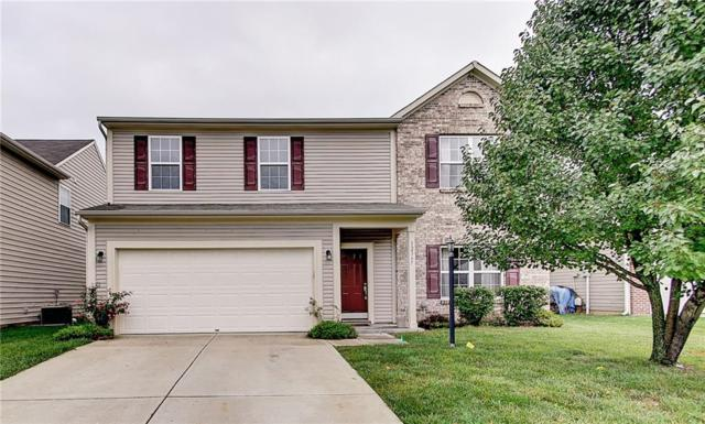 12367 Berry Patch Lane, Fishers, IN 46037 (MLS #21584724) :: Mike Price Realty Team - RE/MAX Centerstone