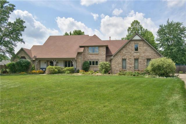 10842 Tenacious Drive, Indianapolis, IN 46236 (MLS #21585196) :: Mike Price Realty Team - RE/MAX Centerstone