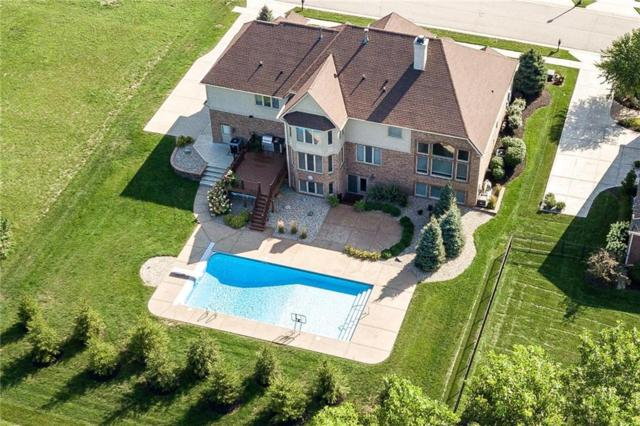 3231 Willow Bend Trail, Zionsville, IN 46077 (MLS #21585844) :: The ORR Home Selling Team