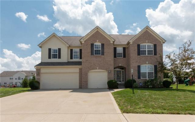 7811 Mill Creek, Avon, IN 46123 (MLS #21586682) :: The ORR Home Selling Team