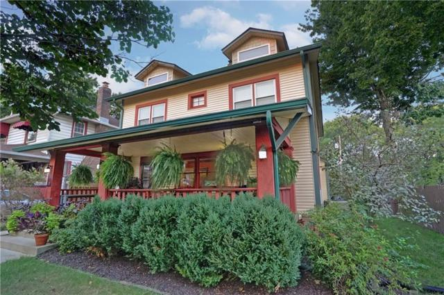 3157 N Delaware Street, Indianapolis, IN 46205 (MLS #21586930) :: Mike Price Realty Team - RE/MAX Centerstone