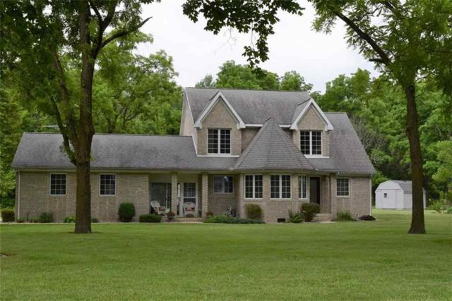 6601 N County Road 925 W, Yorktown, IN 47396 (MLS #21589534) :: The ORR Home Selling Team
