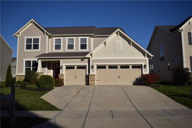 7815 Hedgehop Drive, Zionsville, IN 46077 (MLS #21589542) :: Indy Scene Real Estate Team