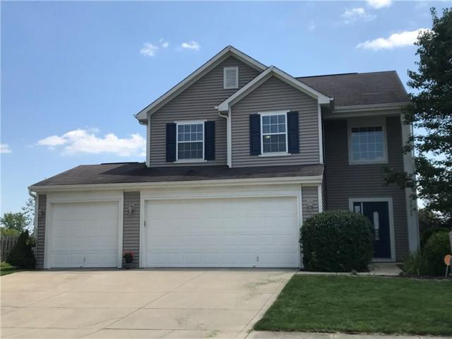 3825 Crest Point Drive, Westfield, IN 46062 (MLS #21589853) :: Mike Price Realty Team - RE/MAX Centerstone