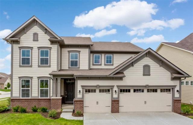 14108 Knightstown Way, Carmel, IN 46033 (MLS #21589919) :: Mike Price Realty Team - RE/MAX Centerstone