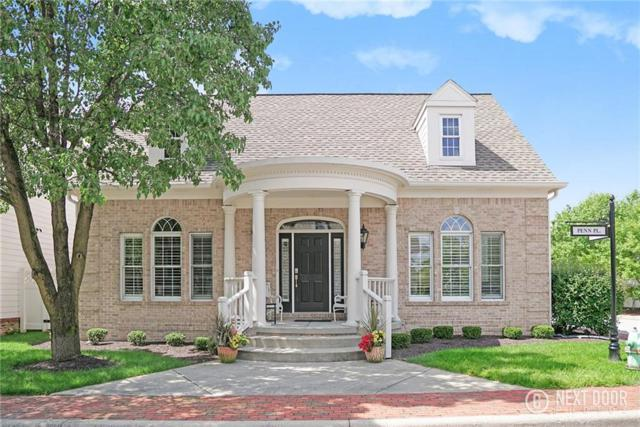 8152 Penn Place, Indianapolis, IN 46250 (MLS #21590574) :: The Evelo Team