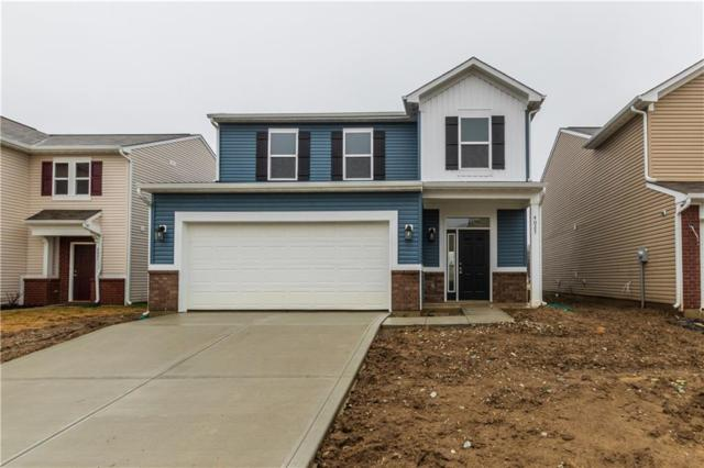 4027 Little Bighorn Drive, Indianapolis, IN 46235 (MLS #21592003) :: Richwine Elite Group