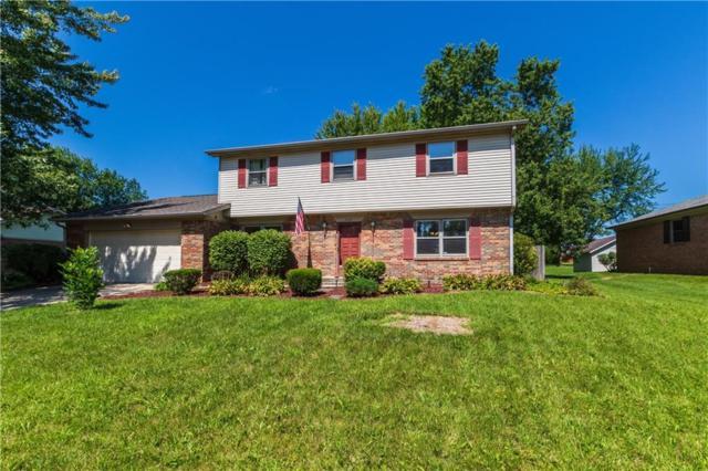 200 Creekwood Drive, Greenfield, IN 46140 (MLS #21592834) :: AR/haus Group Realty