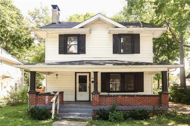 4005 Guilford Avenue, Indianapolis, IN 46205 (MLS #21593252) :: AR/haus Group Realty