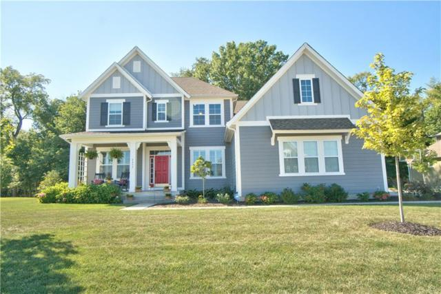 6655 Brigham Bay Drive, Avon, IN 46123 (MLS #21593762) :: The ORR Home Selling Team