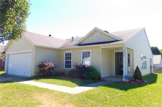 8903 Limberlost Court, Camby, IN 46113 (MLS #21596033) :: The Evelo Team