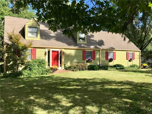5033 Victoria Road, Indianapolis, IN 46228 (MLS #21596220) :: The ORR Home Selling Team