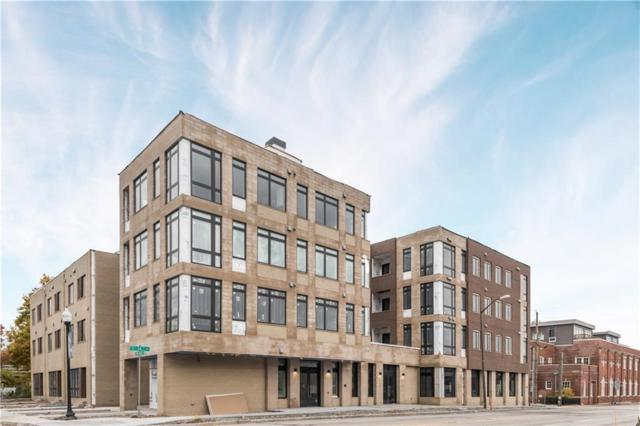 319 E 16th Street #403, Indianapolis, IN 46202 (MLS #21596454) :: The Star Team | RE/MAX Realty Group
