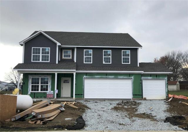 3424 Cordell Road S, New Palestine, IN 46163 (MLS #21596959) :: The ORR Home Selling Team