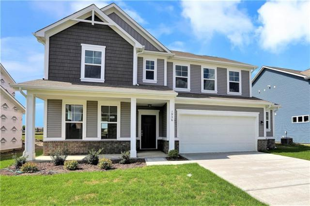 1936 Mach Lane, Franklin, IN 46131 (MLS #21597693) :: The ORR Home Selling Team