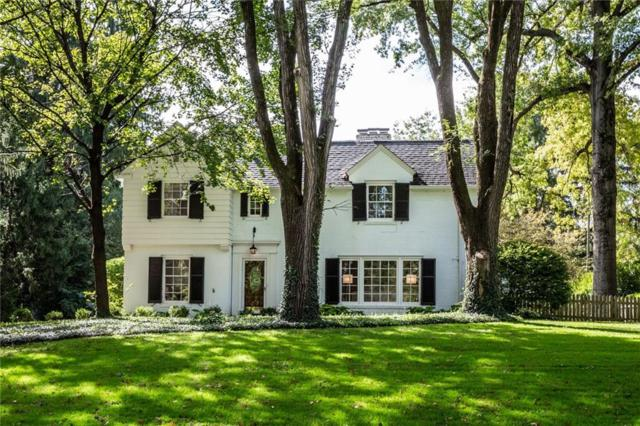 8000 Morningside Drive, Indianapolis, IN 46240 (MLS #21597913) :: Mike Price Realty Team - RE/MAX Centerstone