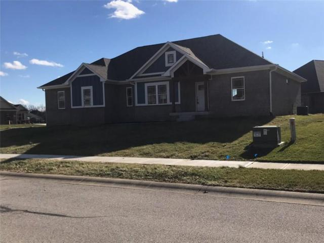 5297 Breccia Drive, Plainfield, IN 46168 (MLS #21598009) :: The ORR Home Selling Team