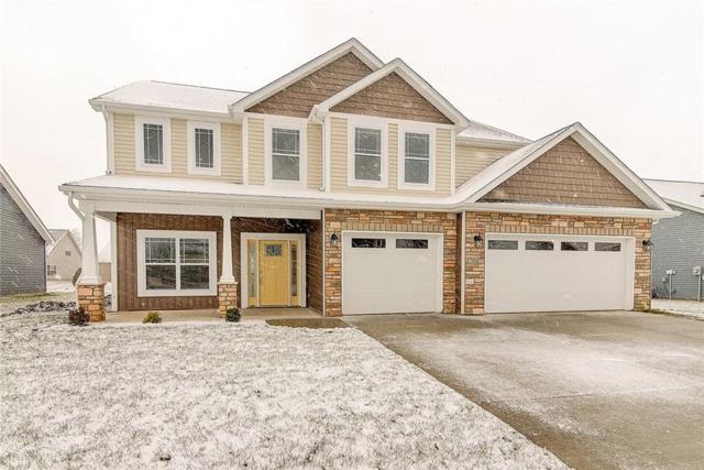 3866 Scoria Street, Lafayette, IN 47909 (MLS #21598339) :: The ORR Home Selling Team