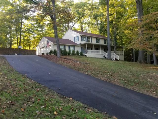 1730 E Durham Drive, Martinsville, IN 46151 (MLS #21598396) :: The ORR Home Selling Team