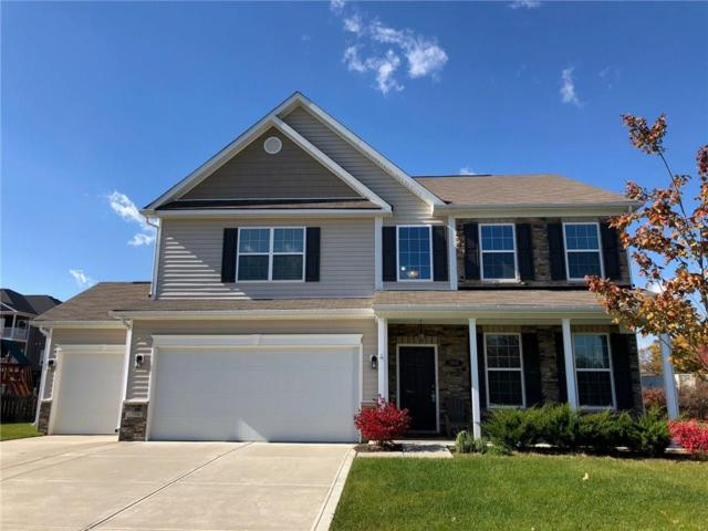 1966 Winchester Boulevard, Avon, IN 46123 (MLS #21600849) :: Mike Price Realty Team - RE/MAX Centerstone