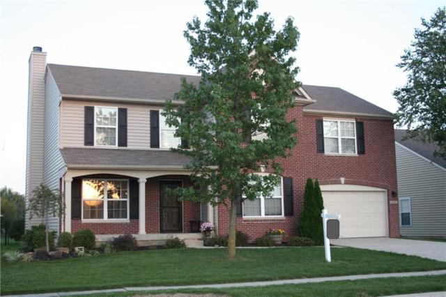 5769 Mimosa Drive, Indianapolis, IN 46234 (MLS #21601623) :: Mike Price Realty Team - RE/MAX Centerstone