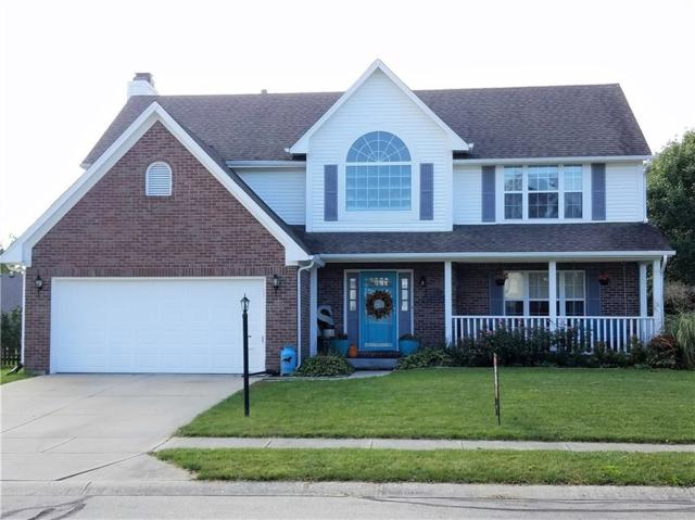 7541 Gold Coin Drive, Avon, IN 46123 (MLS #21603096) :: Mike Price Realty Team - RE/MAX Centerstone