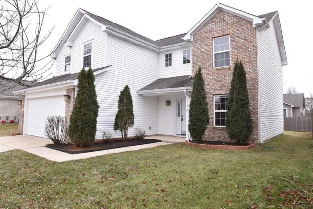 11419 Pegasus Drive, Noblesville, IN 46060 (MLS #21603569) :: Mike Price Realty Team - RE/MAX Centerstone