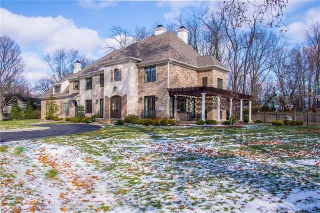 7915 High Drive, Indianapolis, IN 46240 (MLS #21604788) :: Mike Price Realty Team - RE/MAX Centerstone