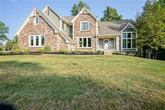 8563 Twin Pointe Circle, Indianapolis, IN 46236 (MLS #21605147) :: Richwine Elite Group