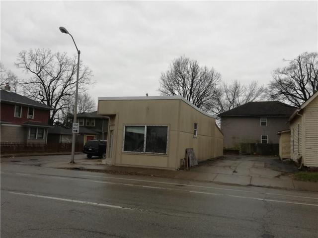 3125 E New York Street, Indianapolis, IN 46201 (MLS #21605217) :: The Evelo Team
