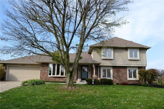 2460 Woodsway Drive, Greenwood, IN 46143 (MLS #21605921) :: Mike Price Realty Team - RE/MAX Centerstone