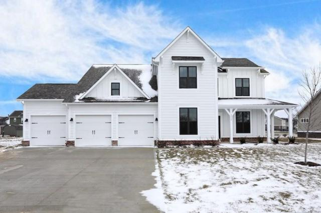 4559 W Meadow Lake Drive, New Palestine, IN 46163 (MLS #21606323) :: Mike Price Realty Team - RE/MAX Centerstone
