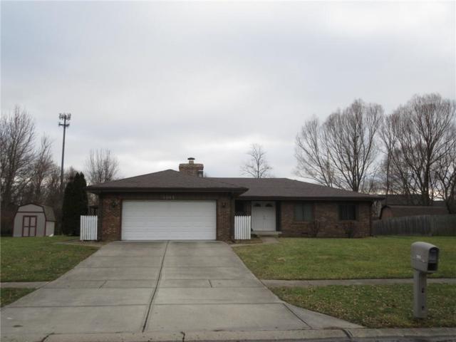 3065 Meridian Meadows Road, Greenwood, IN 46142 (MLS #21606451) :: Mike Price Realty Team - RE/MAX Centerstone