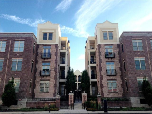 450 E Ohio Street #206, Indianapolis, IN 46204 (MLS #21606532) :: FC Tucker Company