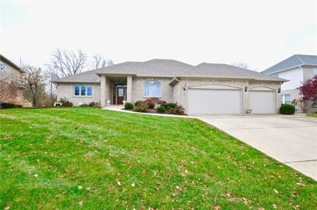3577 Sugar Maple Court, Greenwood, IN 46142 (MLS #21606974) :: Mike Price Realty Team - RE/MAX Centerstone
