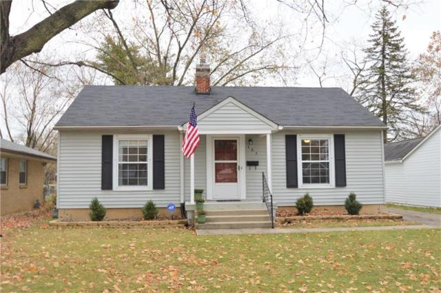 195 N Routiers Avenue, Indianapolis, IN 46219 (MLS #21607416) :: Mike Price Realty Team - RE/MAX Centerstone