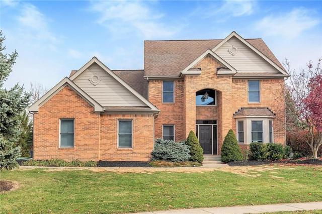 11811 E Hollyhock Drive, Fishers, IN 46037 (MLS #21607537) :: AR/haus Group Realty
